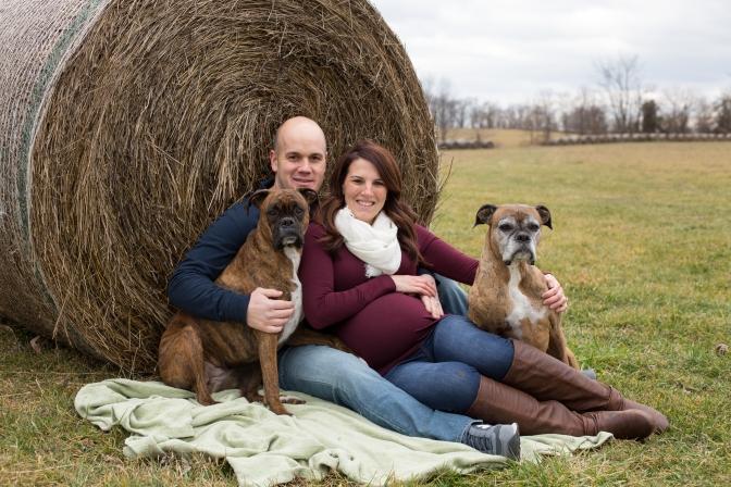 Matt + Kimberly Maternity 2017